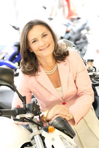 Frau KommR Gabriela Lemberger