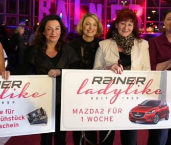 Die 1. RAINER Ladies Night