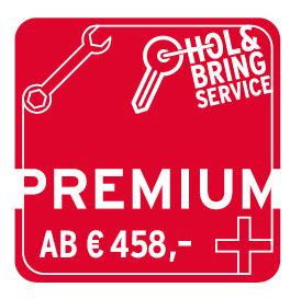Premium Plus-Service