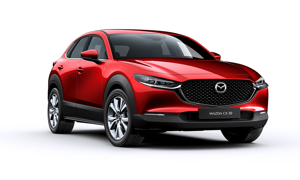 Businessmodell CX-30