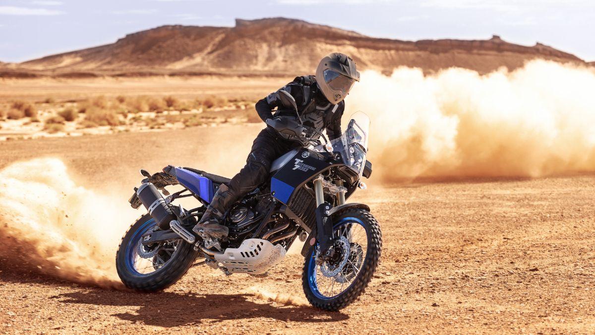 Yamaha Tenere700 mieten