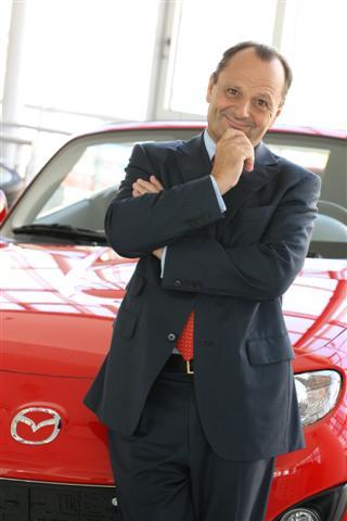 Herr KommR Prof. Burkhard W. R. Ernst