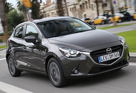 Mazda2 Neuwagen