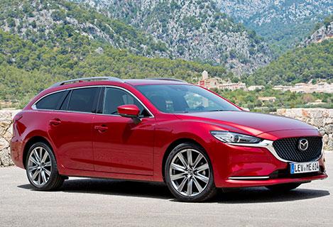 Mazda6 Neuwagen