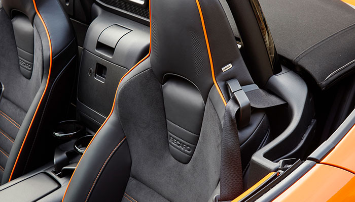 Interieur Mazda MX-5 30th Anniversary