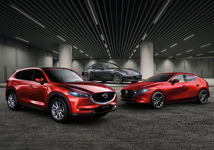 Mazda Neuwagen