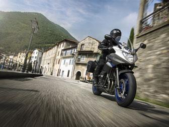 Yamaha Motorrad und Roller Aktionen